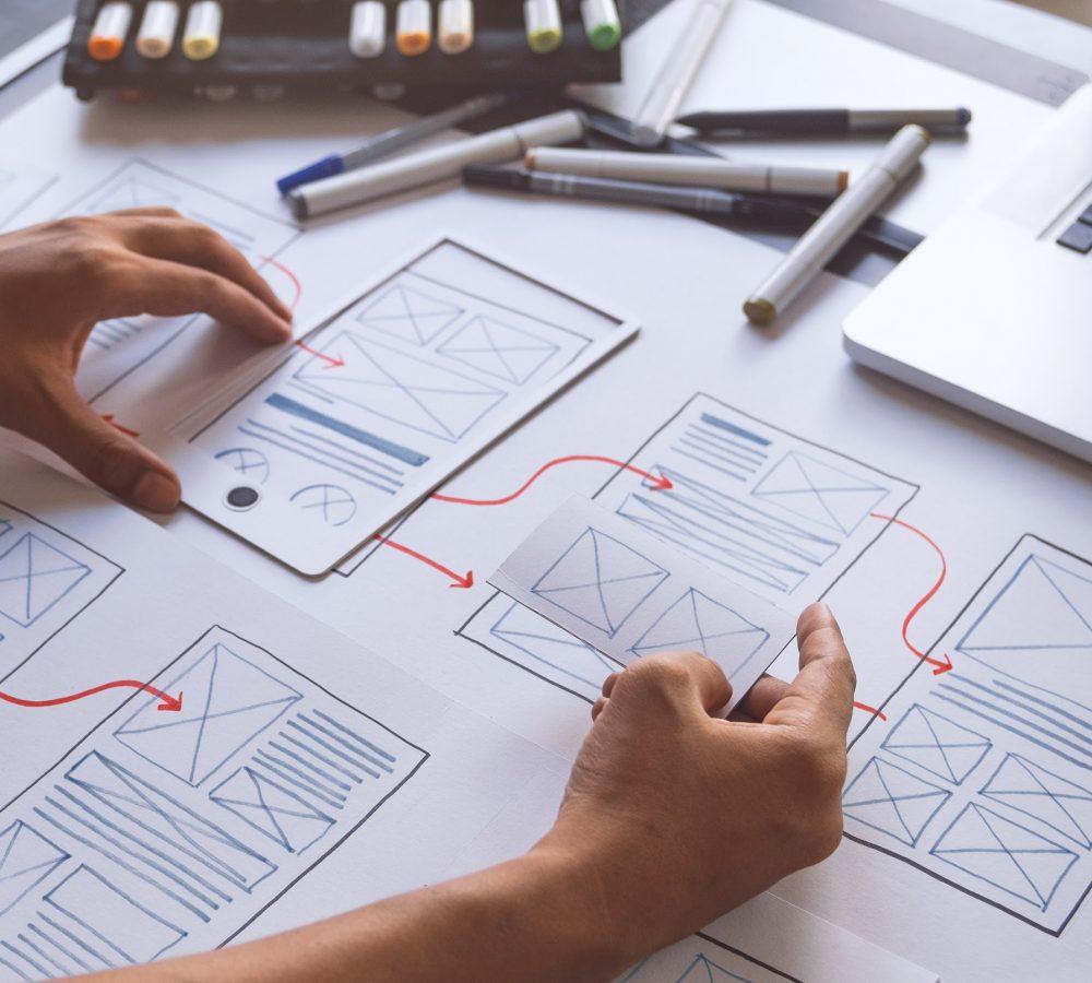 Attorney Website Design Plan